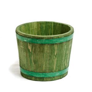 Вазон деревянный кадка 18л