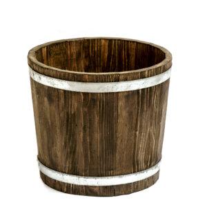 Вазон деревянный кадка 39л