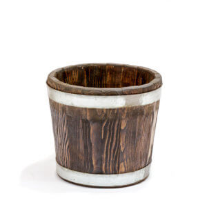 Вазон деревянный кадка 7л