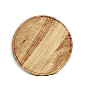 Доска под пиццу круглая 26 см    008.026